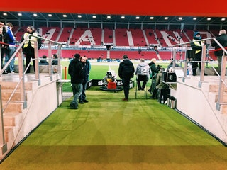 FSV Mainz 05/Coface Arena/12February 2016